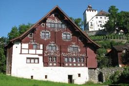 Schlangehaus Werdenberg